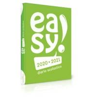 DIARIO EASY! - DSA - 2020/2021 - COPERTINA LIME