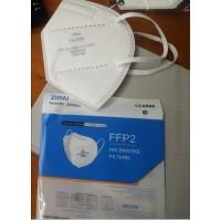 25pz  FFP2 MASCHERINA - Certificate CE 0598