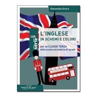 L'inglese in schemi e colori - Classe terza media