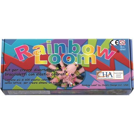 Rainbow Loom - Confezione ed istruzioni in italiano   - LE CONSEGNE PARTIRANNO DAL 20 APRILE 2014