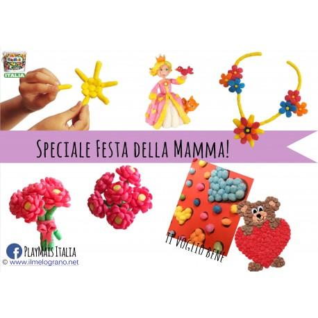 Festa della Mamma...in PlayMais!!