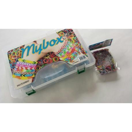 MyBox - Valigetta Porta Rainbow Loom