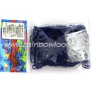 600 elastici OPACHI_BLU SCURO_Rainbow Loom