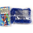 600 elastici OCEAN BLUE JELLY Rainbow Loom