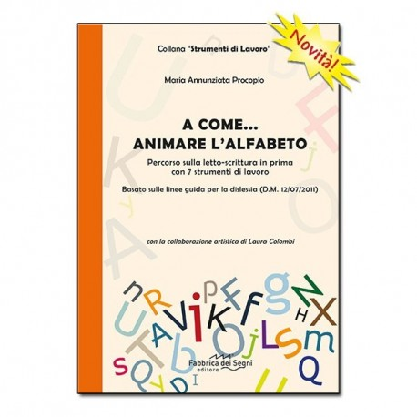 A COME... ANIMARE L'ALFABETO