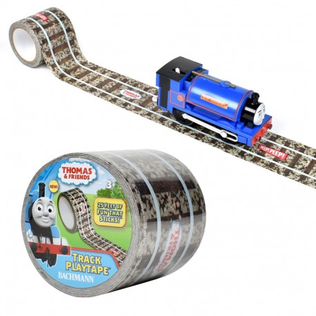 Play Tape Thomas & Friends Rail - 50 ft x 2 in