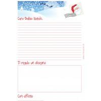Letterina a Babbo Natale - Scarica Gratis