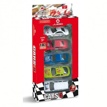 Juego Cars 5