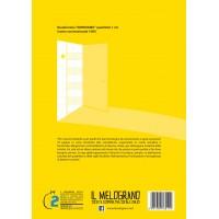Kit 5 Quadernoni Maxi didattici e per Disgrafici - Quadretto 1 cm