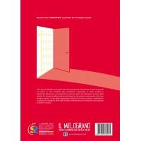 Kit 10 Quadernoni Maxi didattici e per Disgrafici - Quadretto 0.5 cm Doppio Spazio