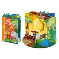 POP-UP 360° – ANIMALI DEL MONDO