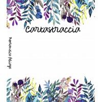 """Cartastraccia """"Romantico Foliage"""" by Laura"""