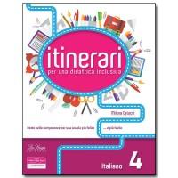 ITINERARI per una didattica inclusiva. Italiano. Classe 4°
