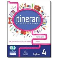 ITINERARI per una didattica inclusiva. Inglese. Classe 4°