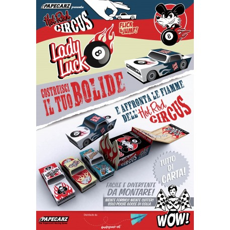 Hot Rod Circus - Lady Luck