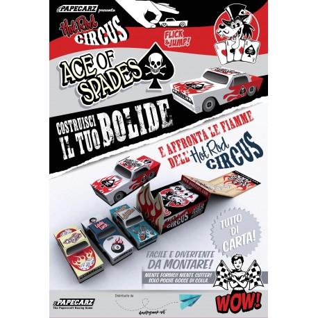 Hot Rod Circus - Ace of Spades