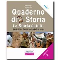 Quaderno di Storia 2 - La Storia di tutti