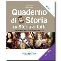 Quaderno di Storia 4 - La Storia di tutti