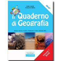 Il Quaderno di Geografia - Volume 1