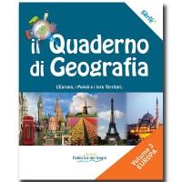 Il Quaderno di Geografia Volume 3