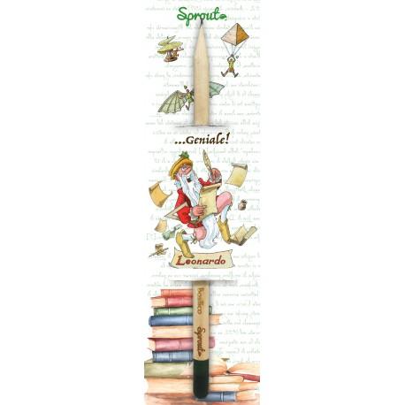 Sprout- Quel genio di Leonardo Inventore