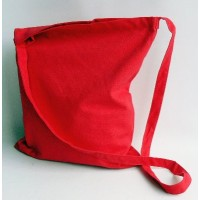Borsa Bea rosso papavero - Aarong