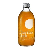 CHARITEA BLACK -Lemonaid&Charitea-Fairtrade - EQUO SOLIDALE