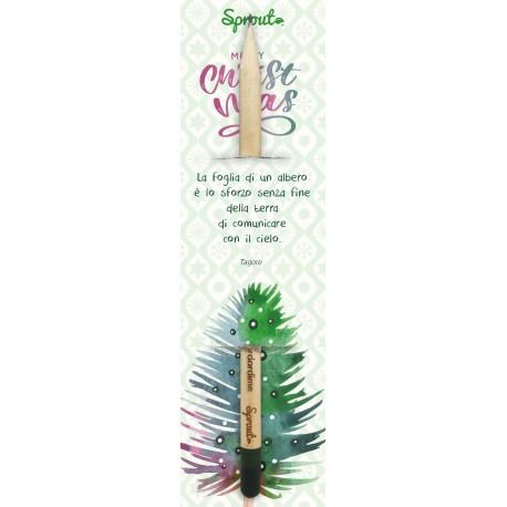 """Sprout per Natale - """"Segnalibro Shakespeare"""""""