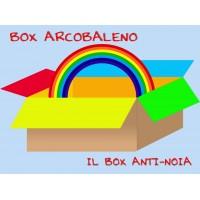 BOX ARCOBALENO - E LA  STANZA NON HA + PARETI